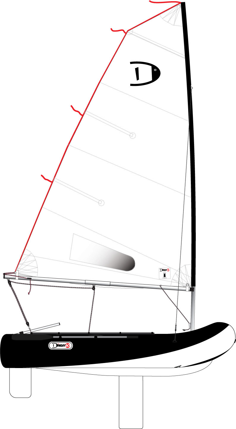 DinghyGo Orca 280 (levering april 2021)