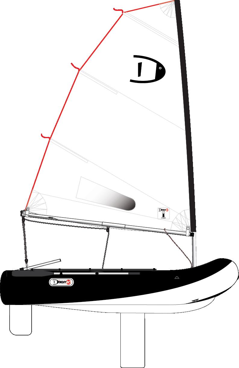 DinghyGo Orca 280 (levering april 2021)